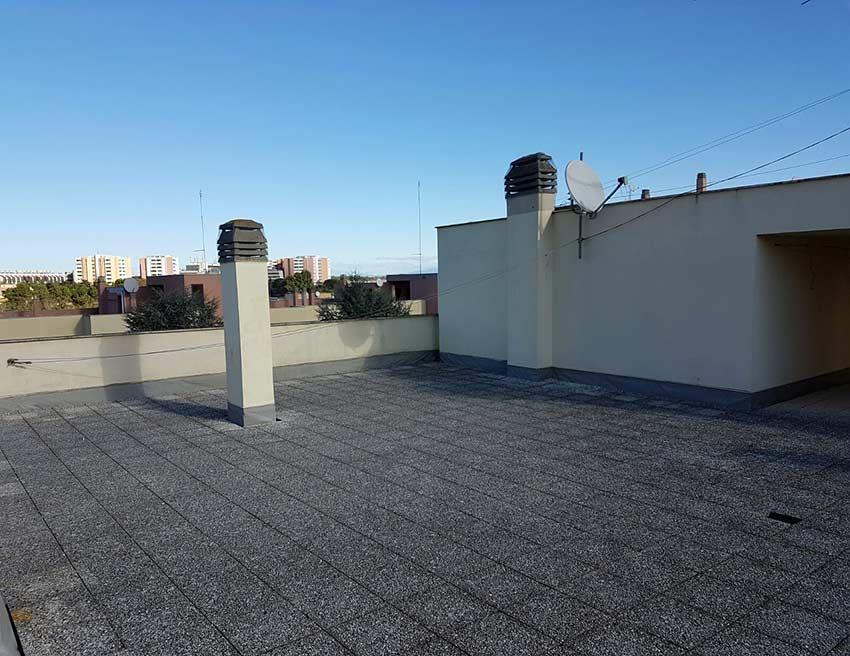 Rifacimento terrazzi - Martolini costruzioni